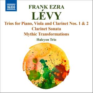 Lévy: Chamber Works with Clarinet