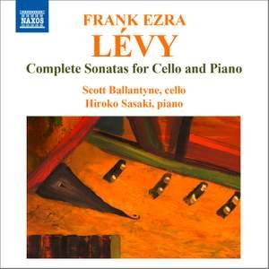 Lévy: Complete Cello Sonatas