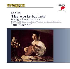 JS Bach: The Works for Lute