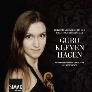 Prokofiev: Violin Concerto No. 2 & Bruch: Violin Concerto No. 1