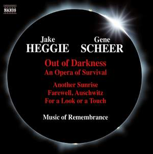 Heggie: Out of Darkness