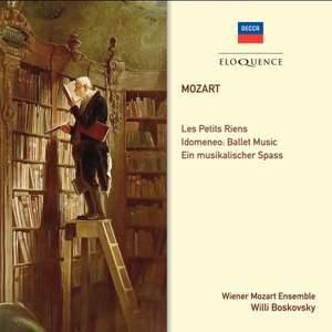 Mozart: Ballet Music