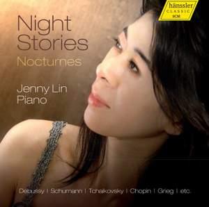 Night Stories: Jenny Lin