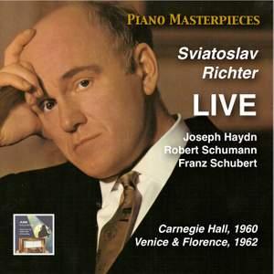 Piano Masterpieces, Vol. 4: Sviatoslav Richter