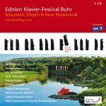 Ruhr Piano Festival Edition Vol. 26: Schumann, Chopin and new piano music