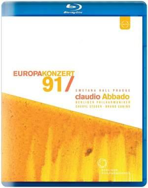 Europakonzert 1991 from Prague Product Image
