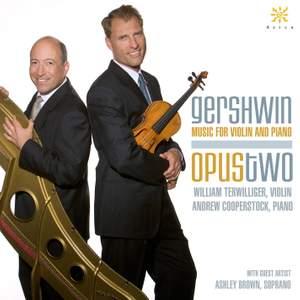 Gershwin: Music for Violin & Piano