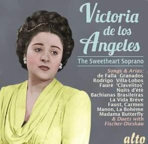 Victoria de los Angeles: The Sweetheart Soprano
