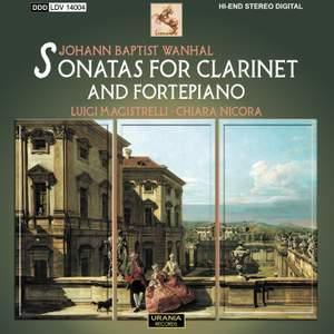 Vanhal: Clarinet Sonatas