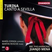 Turina: Canto a Sevilla