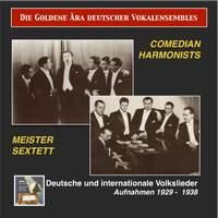 Die goldene Ära deutscher Vokalensembles (Recorded 1929-1938)
