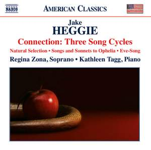 Connection: Three Song Cycles of Jake Heggie