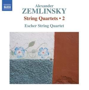 Zemlinsky: String Quartets, Volume 2 Product Image