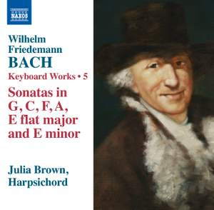 W. F. Bach - Keyboard Works Volume 5