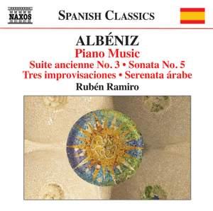 Albéniz: Piano Music, Volume 4