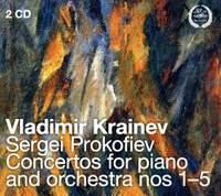 Prokofiev: Piano Concertos Nos. 1 - 5