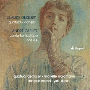 Debussy: Quatuor & Danses