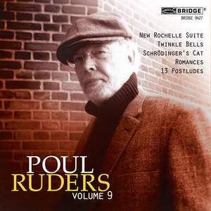 The Music of Poul Ruders, Volume 9