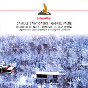 Saint-Saens: Oratorio de Noel etc. Product Image