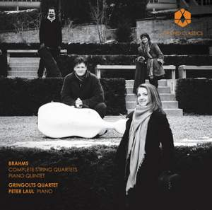 Brahms: The Complete String Quartets & Piano Quintet