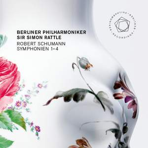 Simon Rattle conducts Schumann Product Image