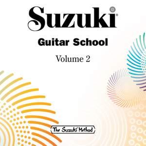 Suzuki Guitar School, Vol. 2 Product Image