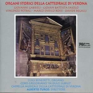 Organi storici della cattedrale di Verona