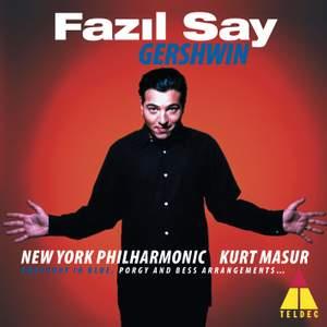 Fazil Say plays Gershwin