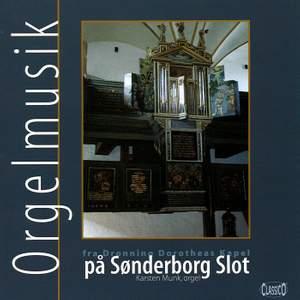 Orgelmusik fra Dronning Dorotheas Kapel