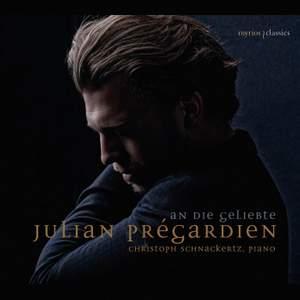 An die Geliebte: Julian Prégardien