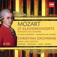 Mozart: 21 Piano Concertos and Concertos for Two Pianos