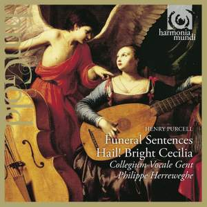 Purcell: Funeral Sentences, Te Deum, Anthems Product Image