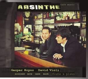 Absinthe: Café Music for Flute & Piano