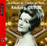Singers of the Paris Opera - Andréa Guiot