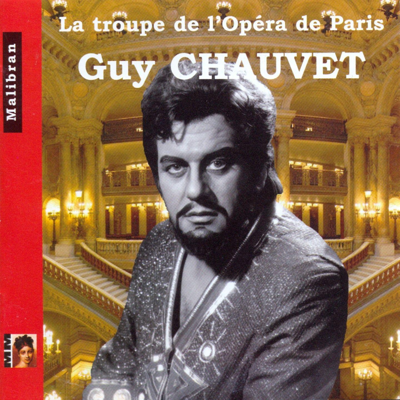 Singers of the Paris Opera - Guy Chauvet