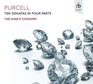 Purcell: Ten Sonatas in Four Parts (1697)