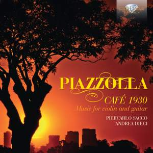Piazzolla: Café 1930 Product Image
