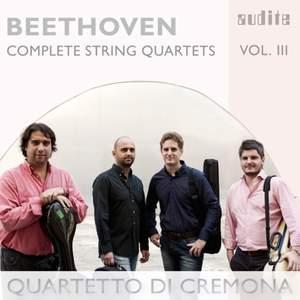 Beethoven: Complete String Quartets Volume 3 Product Image