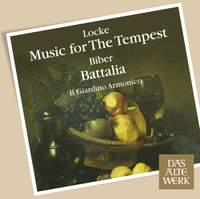 Locke: Music for The Tempest