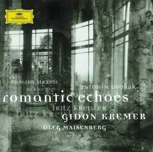 Strauss, Dvorak & Kreisler: Works for violin & piano Product Image