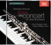 Verroust: Solos de Concert for Oboe and Piano