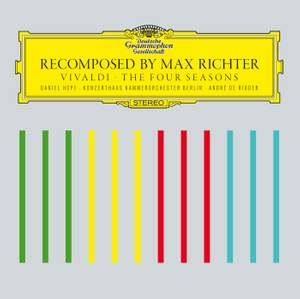Max Richter: Vivaldi Recomposed - Vinyl Edition Product Image