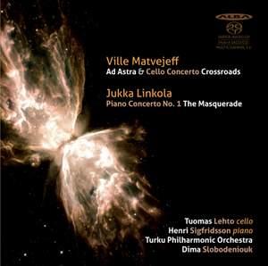 Ville Matvejeff: Cello Concerto Product Image