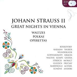 Johann Strauss II: Great Nights in Vienna