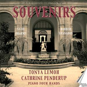 Souvenirs: Music for Piano Four Hands