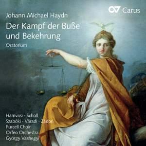 Haydn, M: Der Kampf der Buße und Bekehrung