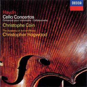 Haydn: Cello Concertos Nos. 1 & 2