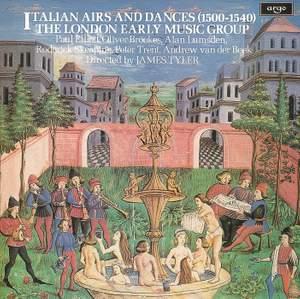 Italian Airs and Dances