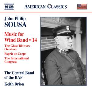 Sousa - Music for Wind Band Volume 14 Product Image