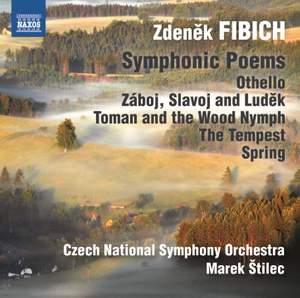 Zdeněk Fibich: Orchestral Works, Vol. 3 Product Image